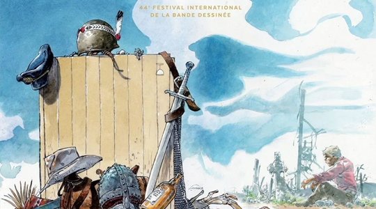 44e Festival international de bande dessinée d'Angoulême : la repentance ?