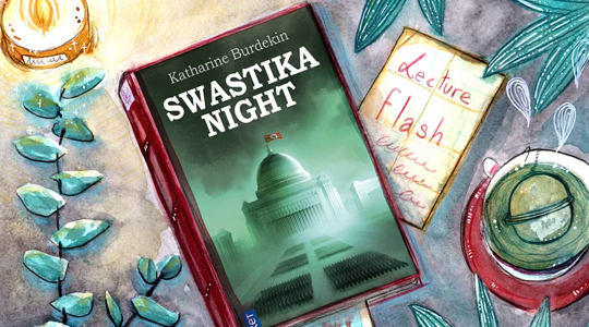 Lecture flash #16 : Swatiska Night de Katharine Burdekin
