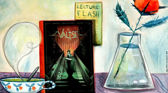 Lecture Flash #9 : La Valise